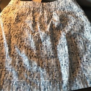 LOFT Skirts - Mini tweed skirt with pockets